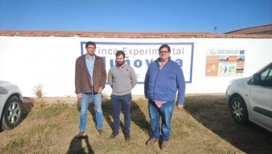 La Federación Española de Criadores de Limusin y el IRNASA  buscan puntos de colaboración