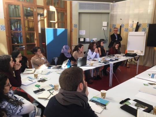 Il progetto LIFE-Regenerate ai seminari YLP-EFI