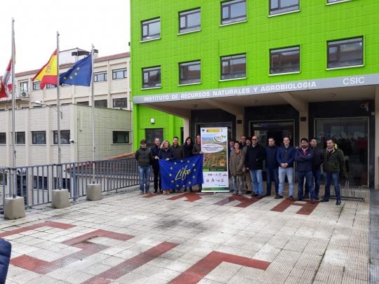 Networking con Grupo Operativo Ecopionet