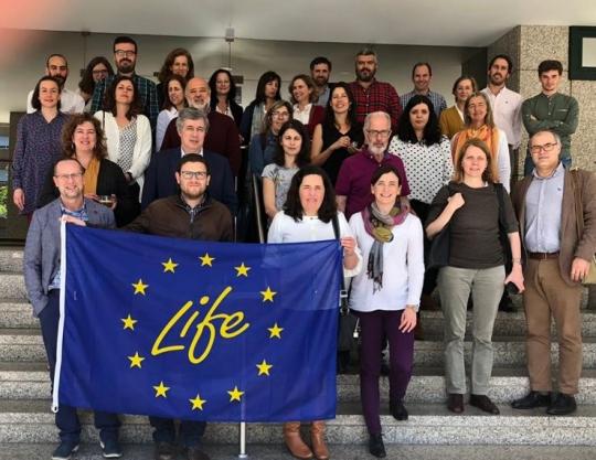Activa participación en el seminario Adaptación al cambio climático en la gestión de sistemas agrosilvopastorales en España y Portugal