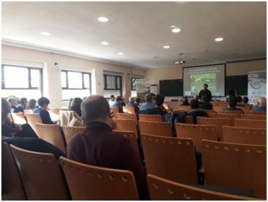 VOLTERRA participó en los eventos de Ecopionet en Toledo y Salamanca