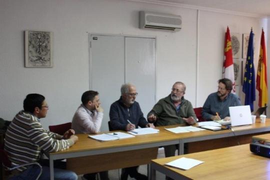 Reunión técnica entre VOLTERRA, IRNASA, FNYH y UEX
