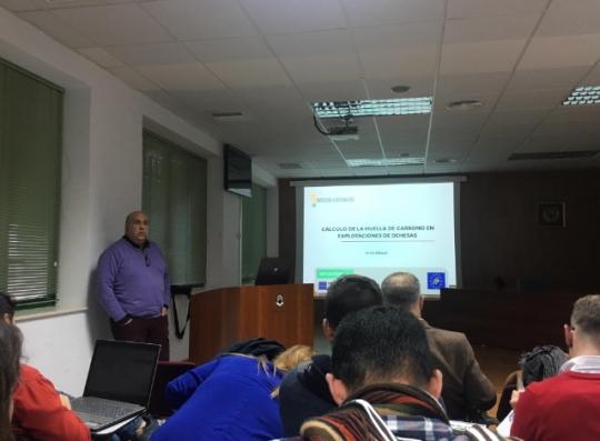 Presentación y networking de Uex para LIFE Regenerate en Córdoba