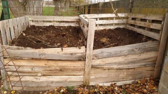 Monitoreo de pilas de compost